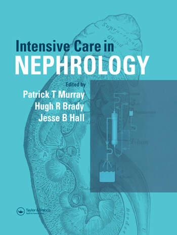 Intensive Care in Nephrology book cover