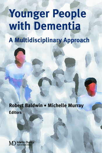 Younger People With Dementia A Multidisciplinary Approach book cover