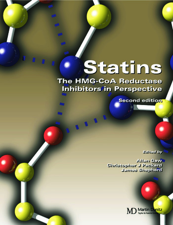 Statins The HMG CoA reductase inhibitors in perspective book cover