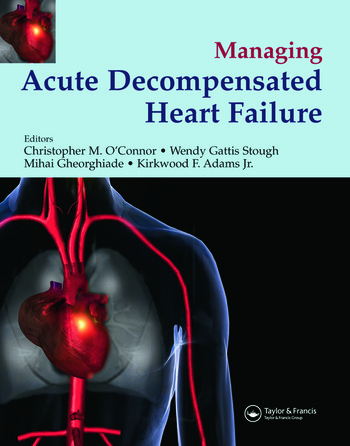 Management of Acute Decompensated Heart Failure book cover
