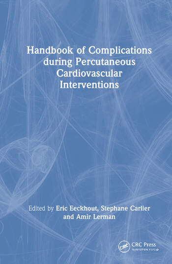 Handbook of Complications during Percutaneous Cardiovascular Interventions book cover