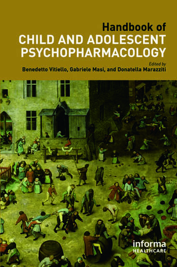 Handbook of Child and Adolescent Psychopharmacology book cover