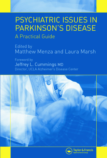 Psychiatric Issues in Parkinson's Disease A Practical Guide book cover