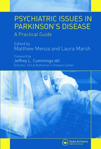 Psychiatry of Parkinsons Disease (Advances in Biological Psychiatry)