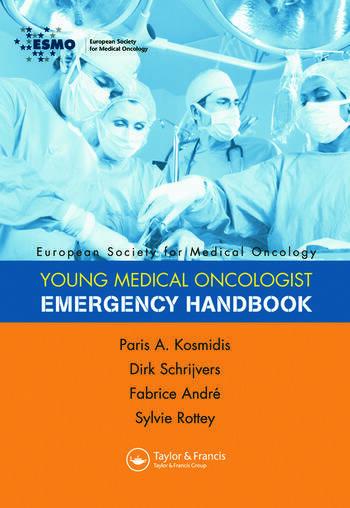 ESMO Handbook of Oncological Emergencies book cover