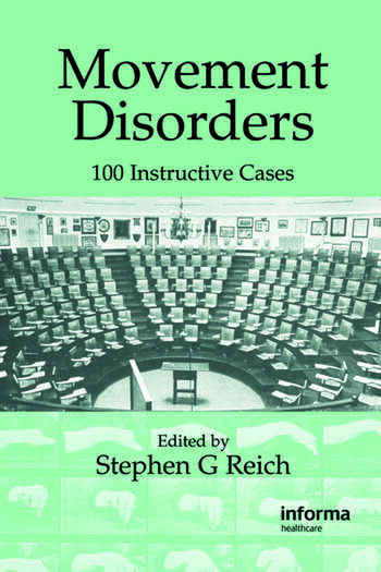 Movement Disorders 100 Instructive Cases book cover
