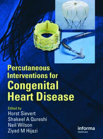 Percutaneous Interventions for Congenital Heart Disease book cover