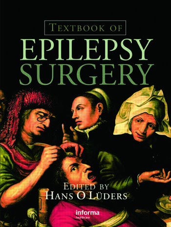 Textbook of Epilepsy Surgery book cover