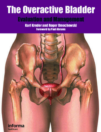 The Overactive Bladder Evaluation and Management book cover