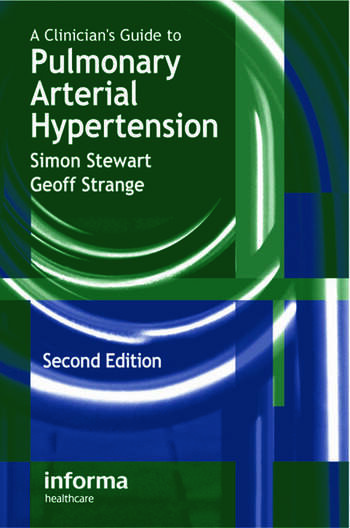 A Clinician's Guide to Pulmonary Arterial Hypertension book cover