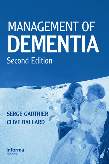Management of Dementia, Second Edition book cover