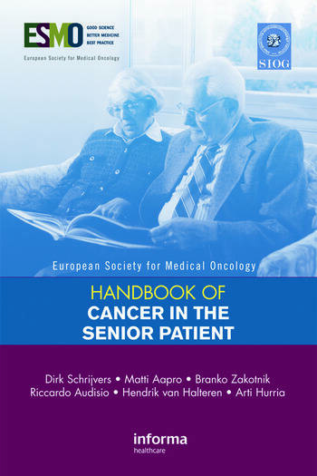 ESMO Handbook of Cancer in the Senior Patient book cover
