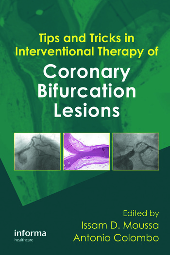 Tips and Tricks in Interventional Therapy of Coronary Bifurcation Lesions book cover