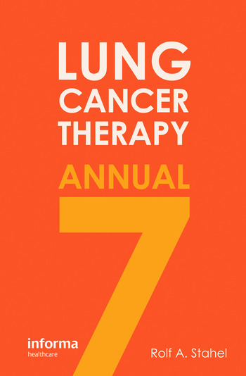 Lung Cancer Therapy Annual 7 book cover