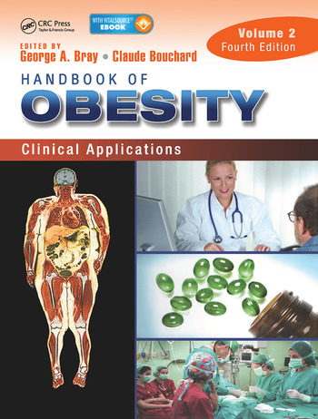 Handbook of Obesity - Volume 2 Clinical Applications, Fourth Edition book cover