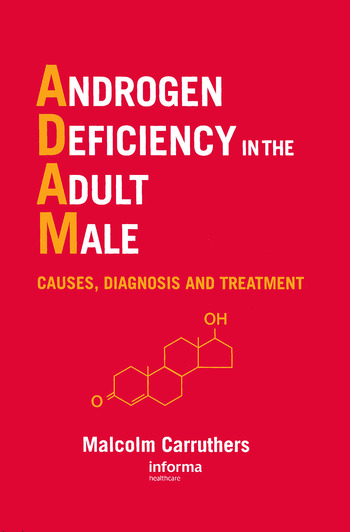 Androgen Deficiency in The Adult Male Causes, Diagnosis and Treatment book cover