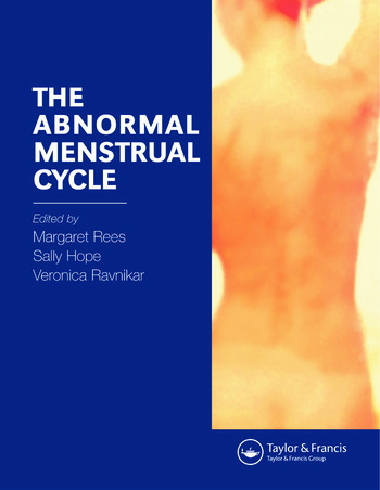 The Abnormal Menstrual Cycle book cover