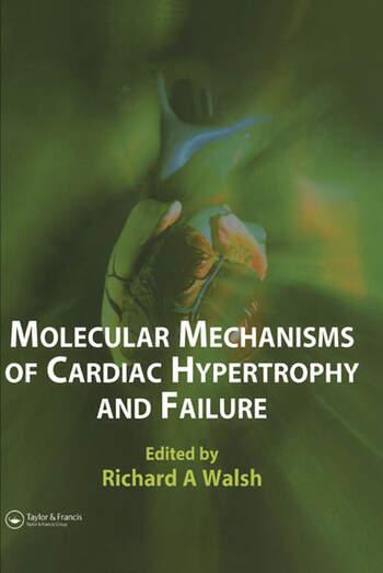 Molecular Mechanisms of Cardiac Hypertrophy and Failure book cover