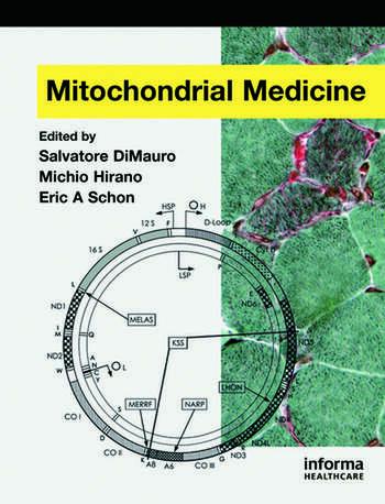 Mitochondrial Medicine book cover