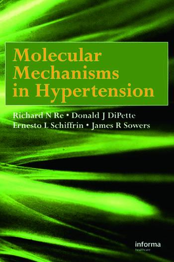 Molecular Mechanisms in Hypertension book cover