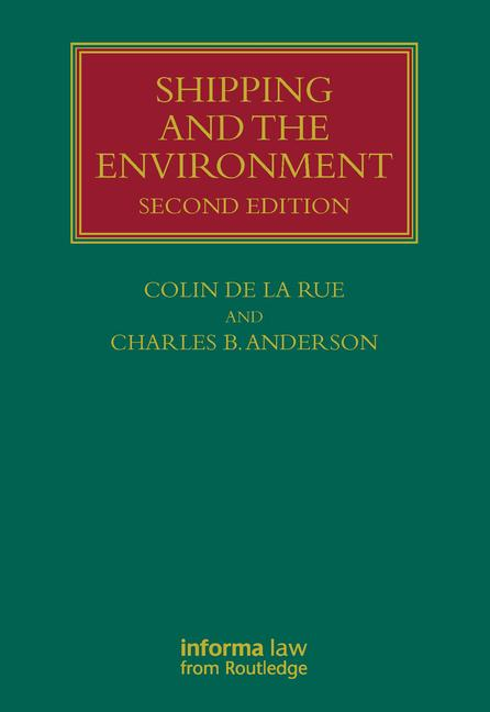 Shipping and the Environment book cover