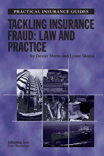 Tackling Insurance Fraud Law and Practice book cover