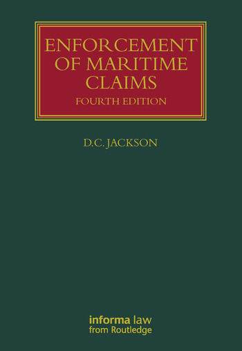 Enforcement of Maritime Claims book cover