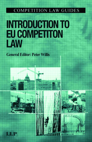 Introduction to EU Competition Law book cover