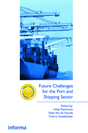Future Challenges for the Port and Shipping Sector book cover