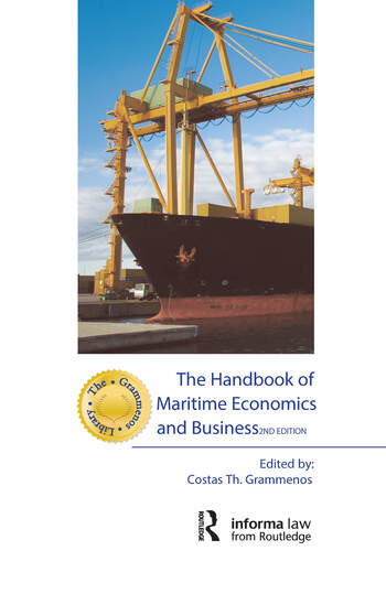 The Handbook of Maritime Economics and Business book cover