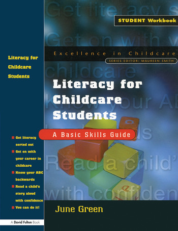 Literacy for Childcare Students A Basic Skills Guide book cover