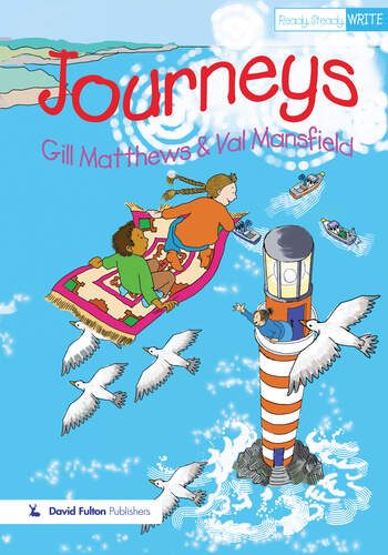 Journeys and Quests book cover