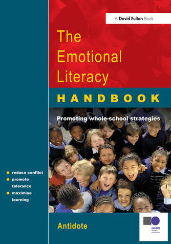 The Emotional Literacy Handbook A Guide for Schools book cover