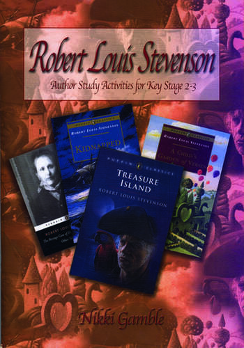 Robert Louis Stevenson Author Study Activities for Key Stage 2/Scottish P6-7 book cover