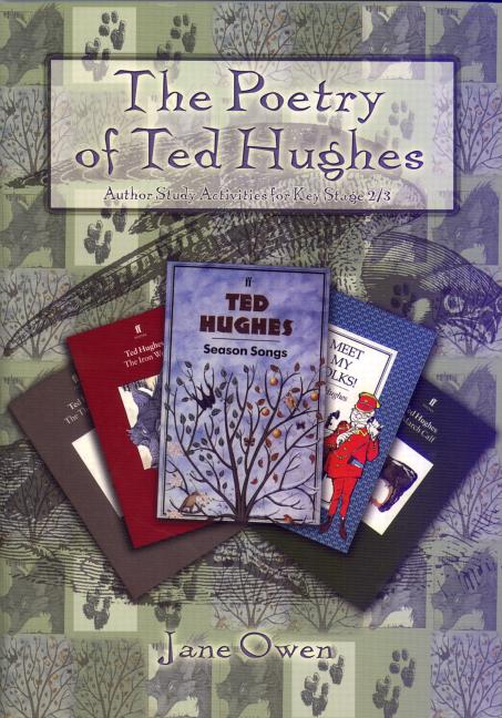 Ted Hughes Author Study Activities for Key Stage 2/3/Scottish P6-7/S1-2 book cover