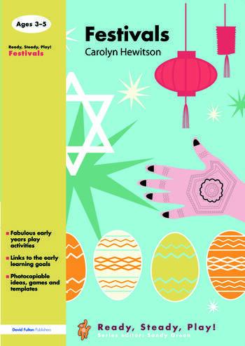 Festivals book cover