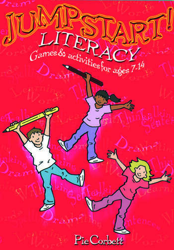 Jumpstart! Literacy Games and Activities for Ages 7-14 book cover