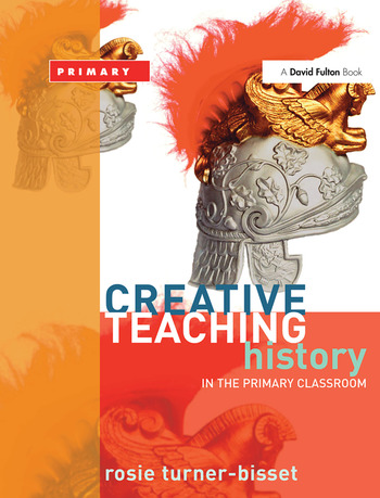 Creative Teaching: History in the Primary Classroom book cover