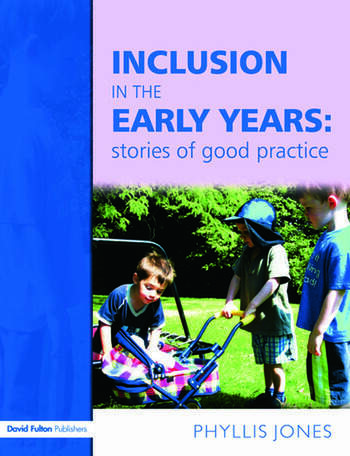 Inclusive Pedagogy in the Early Years book cover