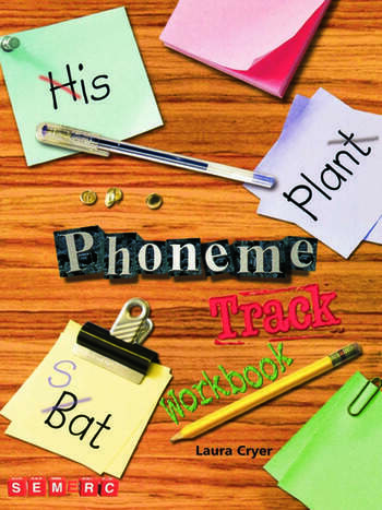 Phoneme Track Workbook book cover