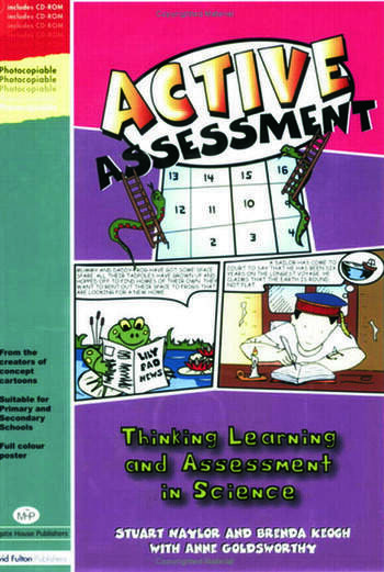 Active Assessment for Science Thinking, Learning and Assessment in Science book cover