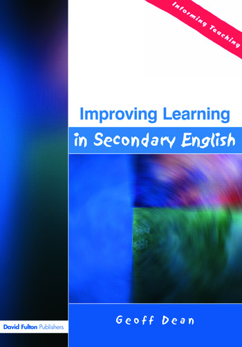 Improving Learning in Secondary English book cover