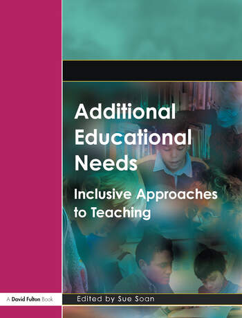 Additional Educational Needs Inclusive Approaches to Teaching book cover