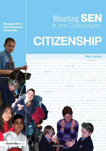 Meeting SEN in the Curriculum: Citizenship book cover