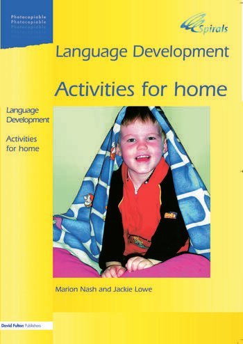 Language Development 1a Activities for Home book cover