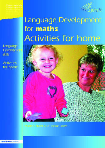 Language Development for Maths Activities for Home book cover