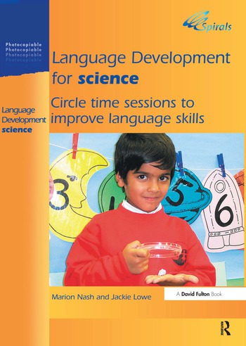 Language Development for Science Circle Time Sessions to Improve Language Skills book cover