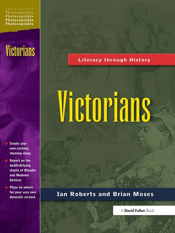 Victorians book cover