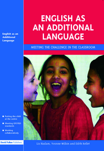 English as an Additional Language Key Features of Practice book cover