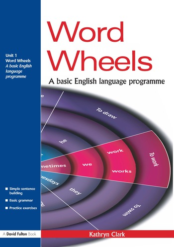 Word Wheels book cover